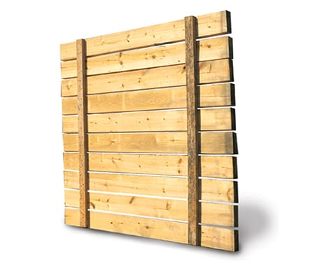 pre-made lagging panels