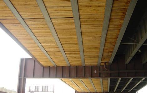 Protective Hardwood Shielding